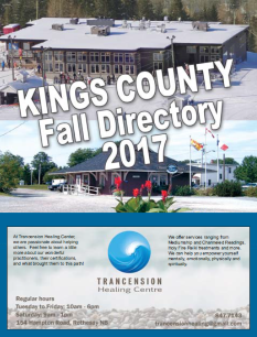 The Kings County Business Directory - Advertising in Kings County NB